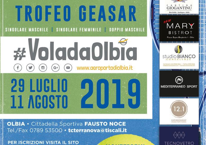 25^ Edizione Trofeo Geasar – Open Maschile e Femminile (Singolare Maschile, Singolare Femminile, Doppio Maschile). Montepremi € 2500.