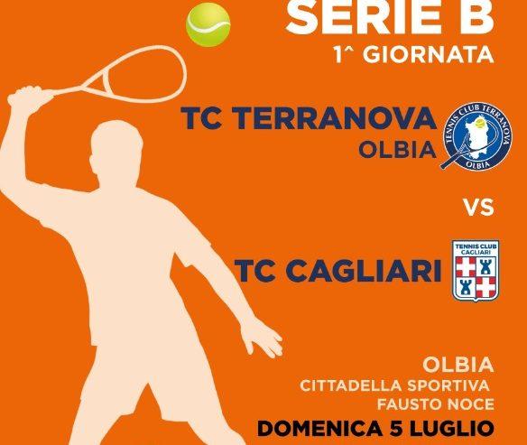 Inizia Campionato Serie B