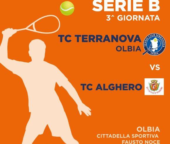 Serie B Tc Terranova – Alghero