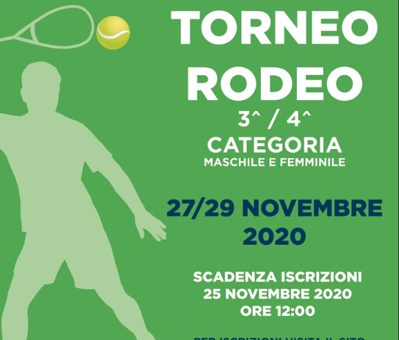SAR20-T081 – TORNEO RODEO 3-4 CAT. M/F